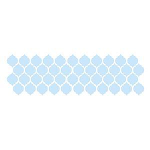 Stencil-para-Pintura-e-Confeitaria-32x10cm-Arabescos-SC4-005---Litoarte