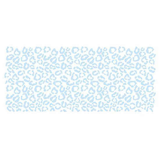 Stencil-para-Pintura-e-Confeitaria-38x15cm-Pele-de-Onca-SC5-002---Litoarte