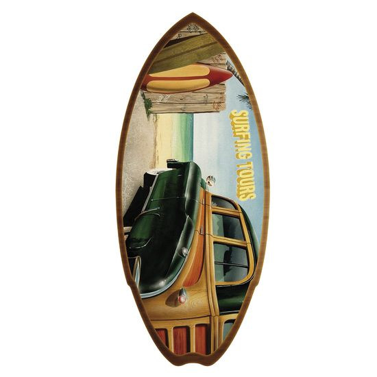 Placa-Decorativa-15x30cm-Surfing-Tours-LPDR-007---Litocart