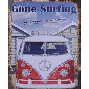 Placa-Decorativa-245x195cm-Gone-Surfing-LPMC-079---Litocart