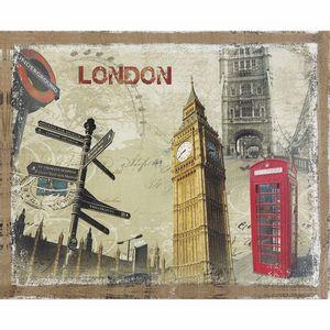Placa-Decorativa-245x195cm-Cartao-Postal-Londres-LPMC-095---Litocart