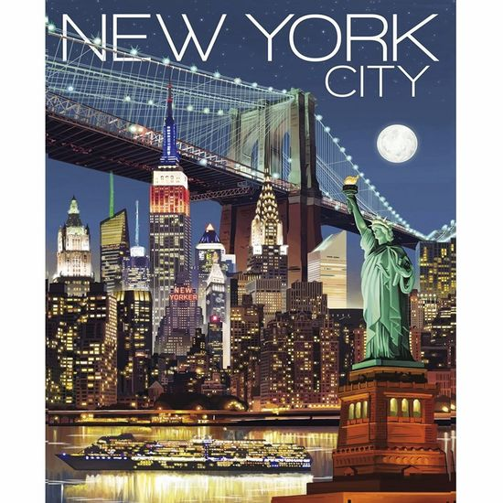 Placa-Decorativa-245x195cm-Pintura-New-York-City-LPMC-100---Litocart