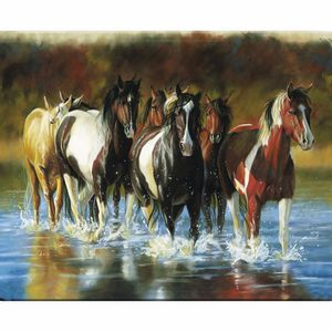Placa-Decorativa-245x195cm-Cavalos-LPMC-104---Litocart