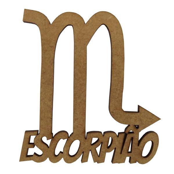 Aplique-em-MDF-7x65cm-Signo-de-Escorpiao---Palacio-da-Arte