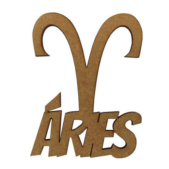 Aplique-em-MDF-8x65cm-Signo-de-Aries---Palacio-da-Arte