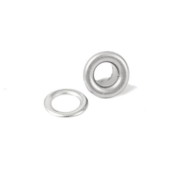 Kit-Ilhoses-com-Arruela-WER026-Niquel-com-60-Pecas-Eyelet-Washer