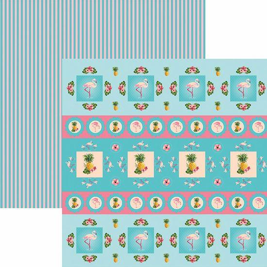 Papel-ScrapFesta-Toke-e-Crie-SDF750-Dupla-Face-305x305cm-Flamingos-Forminhas-e-Toppers-by-Mariceli