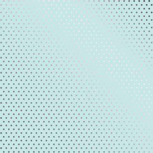 Papel-Scrapbook-Toke-e-Crie-SDF736-Simples-305x305cm-Metalizado-Poa-Prateado-Fundo-Azul