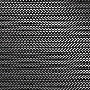 Papel-Scrapbook-Toke-e-Crie-SDF720-Simples-305x305cm-Metalizado-Chevron-Prateado-Fundo-Preto