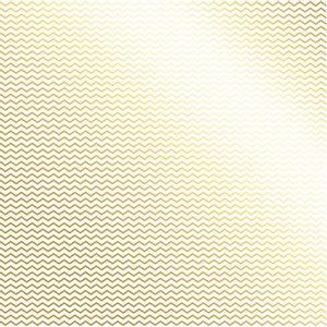 Papel-Scrapbook-Toke-e-Crie-SDF703-Simples-305x305cm-Metalizado-Chevron-Dourado-Fundo-Branco