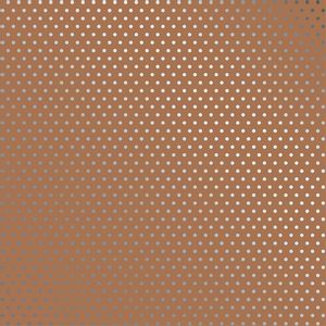Papel-Scrapbook-Toke-e-Crie-SDF711-Simples-305x305cm-Metalizado-Poa-Prateado-Fundo-Kraft
