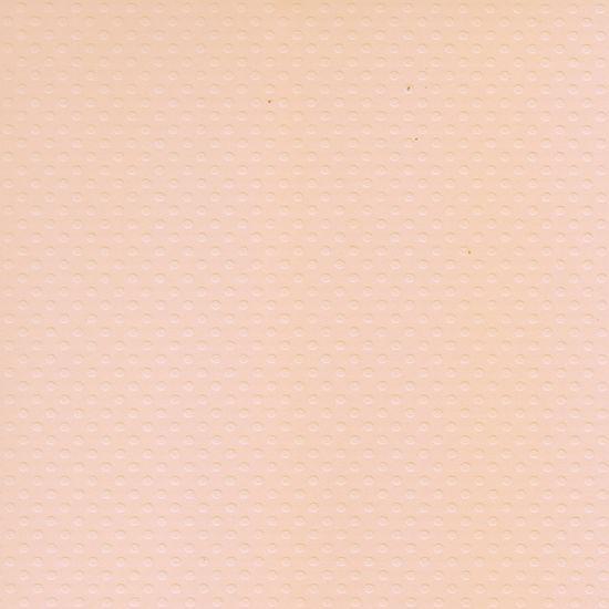 Papel-Scrapbook-Toke-e-Crie-PCAR498-Dupla-Face-305x305cm-Cardstock-Texturizado-Bolinhas-Rosa-Bebe