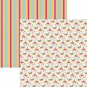 Papel-Scrapbook-Toke-e-Crie-SMB029-Dupla-Face-305x305cm-Pet-Coleiras-by-Ivana-Madi