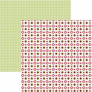 Papel-Scrapbook-Toke-e-Crie-SMB036-Dupla-Face-305x305cm-Joaninha-Xadrez-by-Ivana-Madi