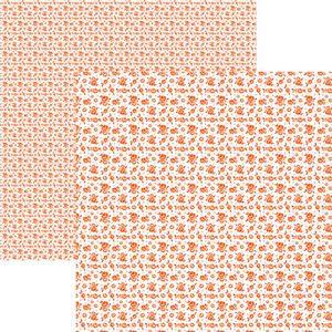 Papel-Scrapbook-Toke-e-Crie-KFSB511-Dupla-Face-305x305cm-Florzinhas-Laranja-by-Mariceli