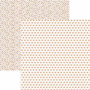 Papel-Scrapbook-Toke-e-Crie-KFSB508-Dupla-Face-305x305cm-Coracoes-e-Poa-Laranja-by-Mariceli