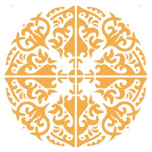 Estencil-OPA2300-Pintura-Simples-305x305-Mandala-III-Camada-II