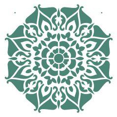 Estencil-OPA2297-Pintura-Simples-305x305-Mandala-II-Camada-I