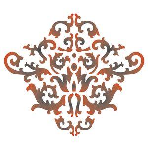 Estencil-OPA2236-Pintura-Simples-15x20-Arabesco-Colonial