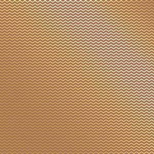 Papel-Scrapbook-Toke-e-Crie-SDF704-Simples-305x305cm-Metalizado-Chevron-Dourado-Fundo-Kraft
