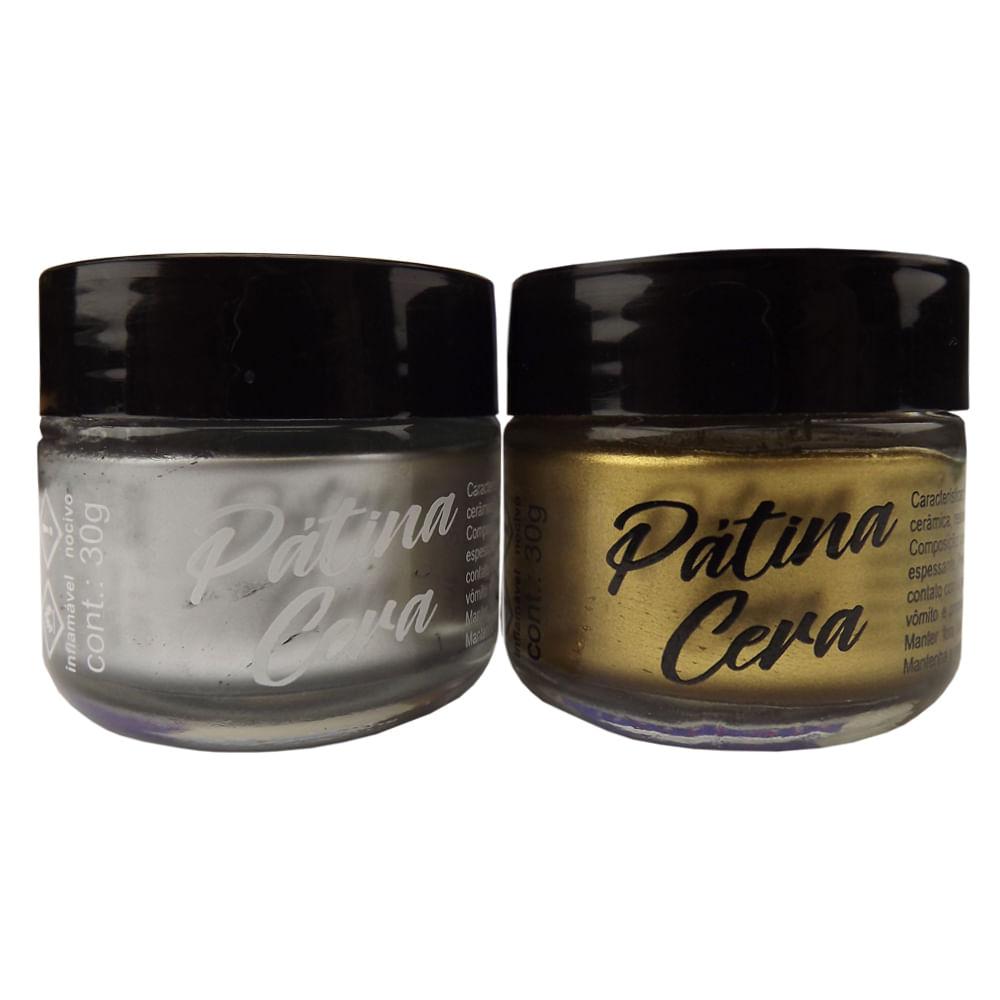 406d6c8b74 Pátina Pasta Metal 30 gramas - True Colors - PalacioDaArte