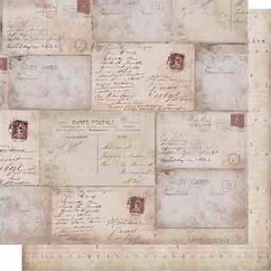 Papel-Scrapbook-Litoarte-SD-621-Dupla-Face-305X305cm-Cartas