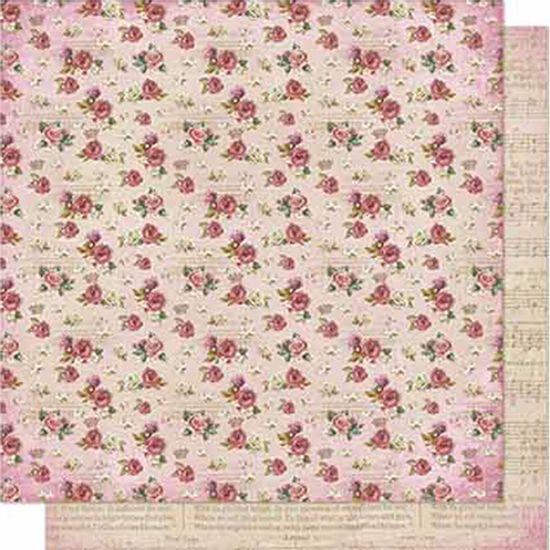 Papel-Scrapbook-Litoarte-SD-673-Dupla-Face-305X305cm-Rosas