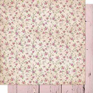 Papel-Scrapbook-Litoarte-SD-691-Dupla-Face-305X305cm-Rosas-e-Madeira-Rosa