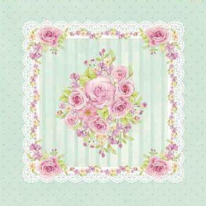 Papel-Scrapbook-Litoarte-SD-694-Dupla-Face-305X305cm-Moldura-Rosas