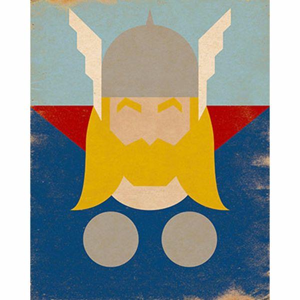 Placa-Decorativa-Litoarte-DHPM-196-24x19cm-Thor