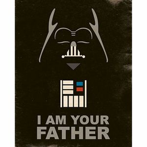 Placa-Decorativa-Litoarte-DHPM-205-24x19cm-I-Am-Your-Father