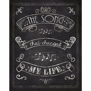 Placa-Decorativa-Litoarte-DHPM-225-24x19cm-The-Song-That-Changed