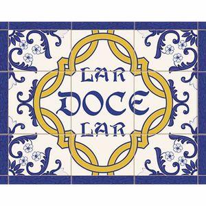 Placa-Decorativa-Litoarte-DHPM-289-24x19cm-Lar-Doce-Lar