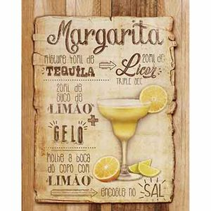 Placa-Decorativa-Litoarte-DHPM-308-24x19cm-Receita-Margarita