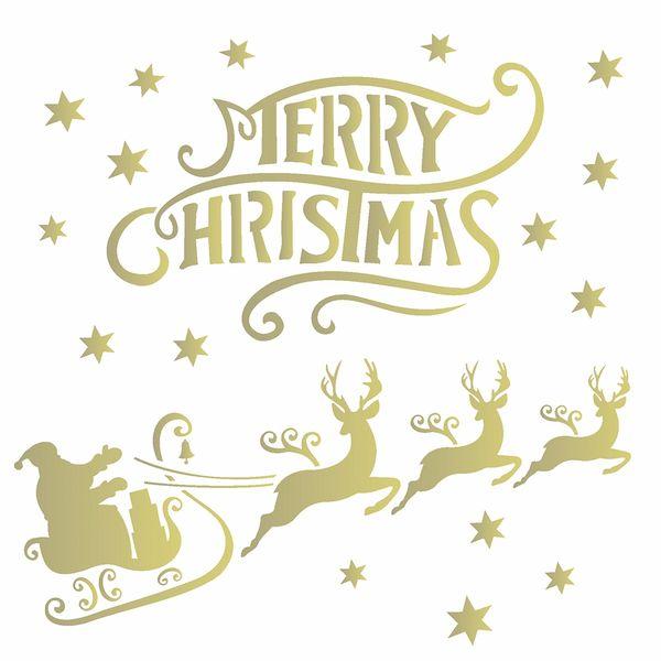 Stencil-OPA-2121-305x305cm-para-Pintura-Natal-Merry-Christmas