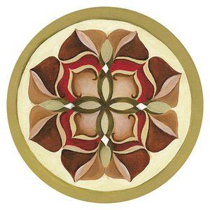 Placa-Decorativa-Litoarte-DHPM6-019-145x145cm-Mandala-Flor