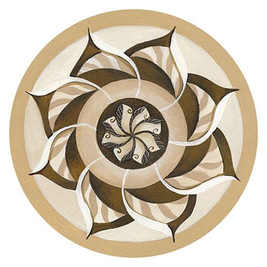 Placa-Decorativa-Litoarte-DHPM6-020-145x145cm-Mandala-Bege