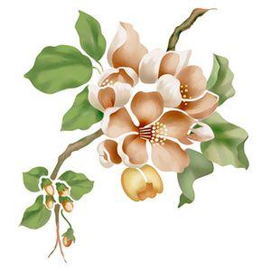 Stencil-Litoarte-ST-234-344x21cm-Pintura-Sobreposicao-Magnolia-By-Rose-Ferreira