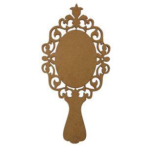 Moldura-Espelho-de-Mao-em-MDF-15x75cm-Flor---Palacio-da-Arte