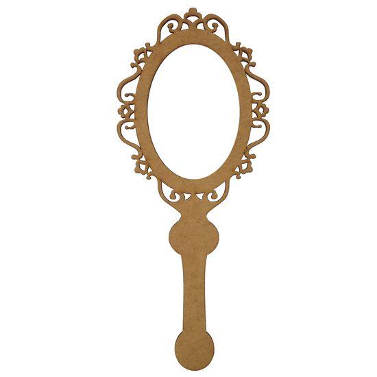 Moldura-Espelho-de-Mao-em-MDF-20x85cm-Vazado-Arabesco---Palacio-da-Arte