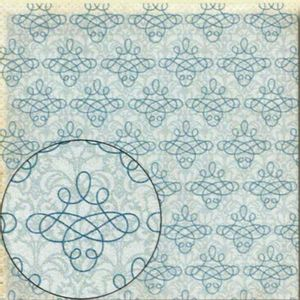 Papel-Scrapbook-Litocart-LSC-302-Simples-305x305cm-Abstrato-Verde