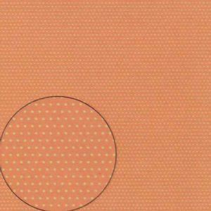 Papel-Scrapbook-Litocart-LSC-292-Simples-305x305cm-Poa-Laranja-e-Branco