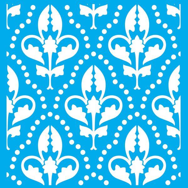 Stencil-Litocart-LSPG-001-30x30cm-Pintura-Simples-Floral