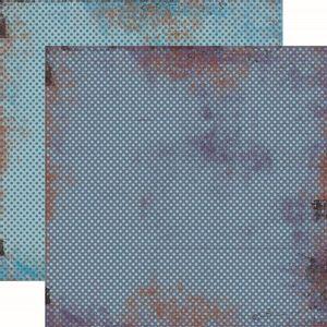 Papel-Scrap-Basico-Vintage-Azul-Poa-KFSB204---Toke-e-Crie-by-Flavia-Terzi