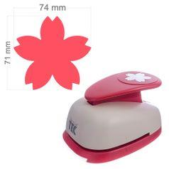 Furador-Alavanca-Max-3--Flor-Sakura-FMA068---Toke-e-Crie