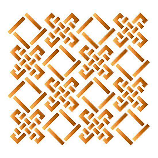 Stencil-Litoarte-ST-X271-10x10cm-Pintura-Simples-Estampa-Grega