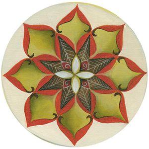 Stencil-Litoarte-STQG-003-30x30cm-Pintura-Simples-Mandala-Flor-Margarida