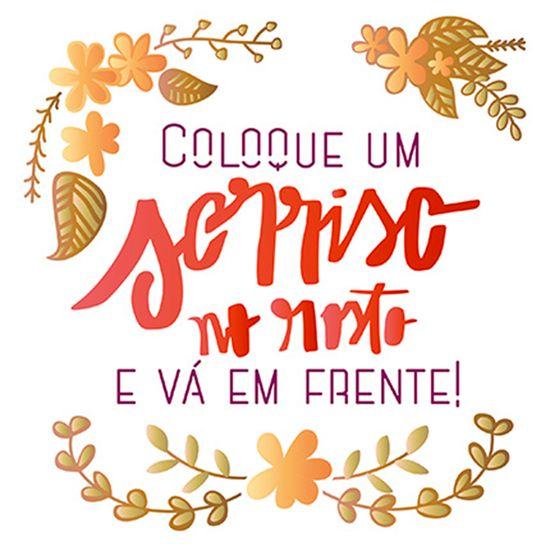 Stencil-Litoarte-STQ-010-16x16cm-Pintura-Duplo-Sobreposicao-Coloque-um-Sorriso-no-Rosto-e-va-em-Frente