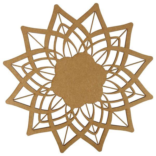 Mandala-Flor-de-Lotus-em-MDF-13x13cm---Palacio-da-Arte