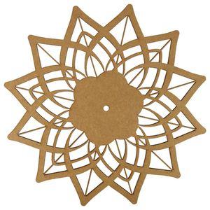 Relogio-de-Parede-em-MDF-30x30cm-Flor-de-Lotus---Palacio-da-Arte